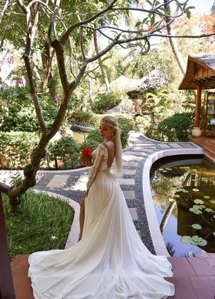 Свадебное платье perla5 фото