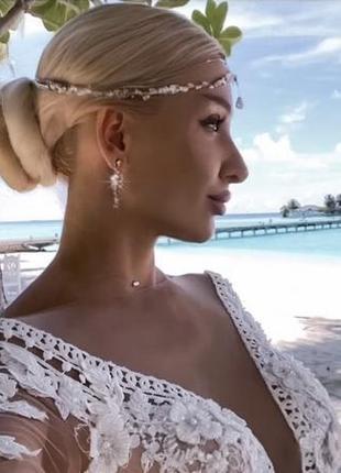 Свадебное платье perla6 фото