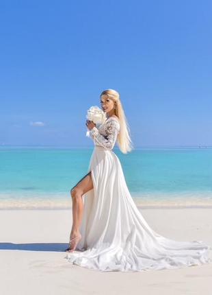 Свадебное платье perla7 фото