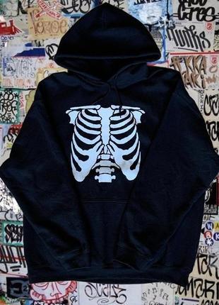 Skeleton hoodie (merch)