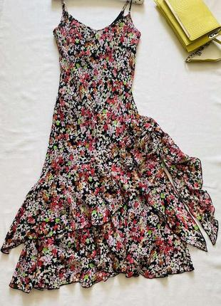 Яркое летнее платье/ сарафан