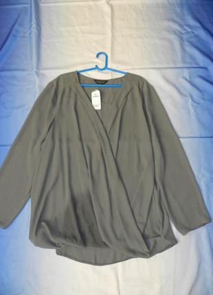 Блуза с дефектом