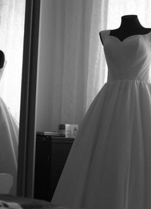 Милое свадебное платье