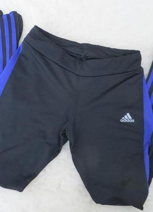 Спортивные штаны (как лосины) для бега/фитнеса/спортзала, размер 36-38