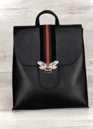 Молодежный рюкзак женский aliri-447-26 черный