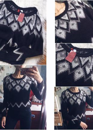 Новый свитер h&m