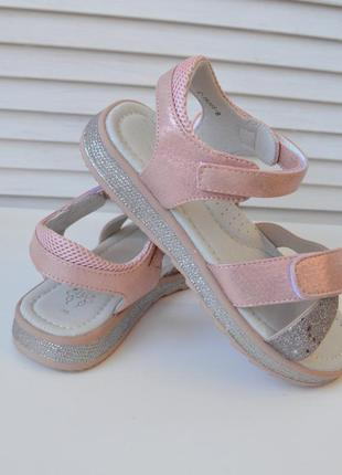 Кожа‼️ tom.m. босоножки на девочку. детская обувь.