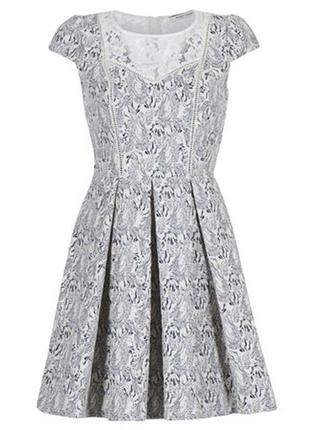 Красивое платье naf naf