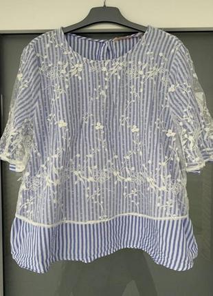 Красивая блуза от zara!