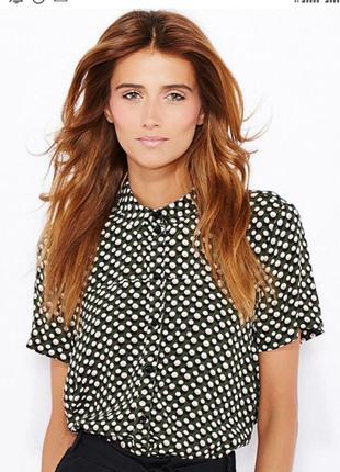 ❤финальная распродажа ❤шткарная укороченная рубашка