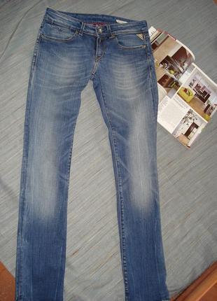 Мега крутые джинсы replay размер 8-10