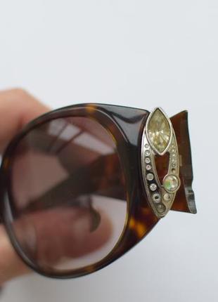 Женские солнцезащитные очки bvlgari, оригинал.9 фото