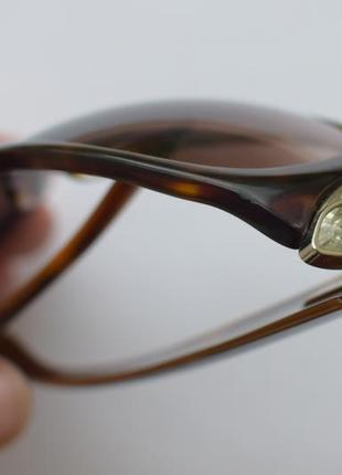 Женские солнцезащитные очки bvlgari, оригинал.8 фото