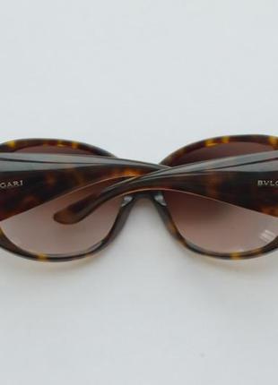 Женские солнцезащитные очки bvlgari, оригинал.5 фото