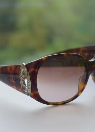 Женские солнцезащитные очки bvlgari, оригинал.4 фото