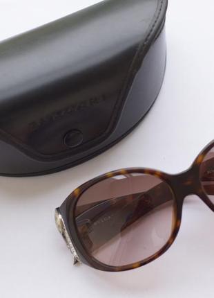 Женские солнцезащитные очки bvlgari, оригинал.