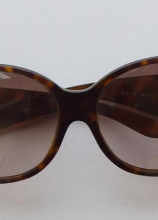 Женские солнцезащитные очки bvlgari, оригинал.2 фото