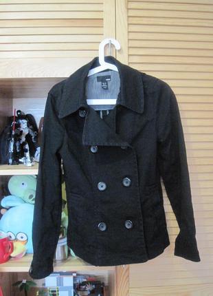 Жакет (курточка,  пиджак) h&m р.44