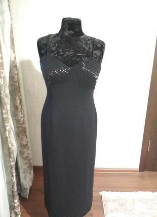 Красивое нарядное платье женское