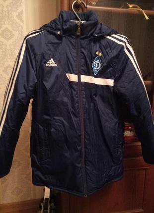 Куртка зимняя динамо рост 152