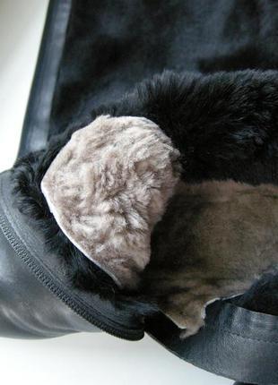 Сапоги зимние натур.кожа 26 см3