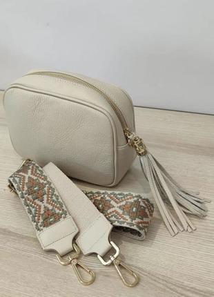 Стильная сумка италия