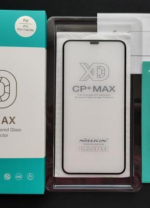 Защитное стекло nillkin xd cp+max iphone xs max/11 pro max