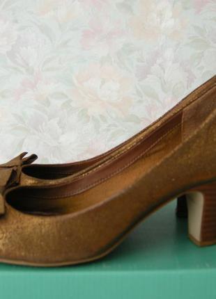 Туфли clarks 37.5 р, 24.3 см
