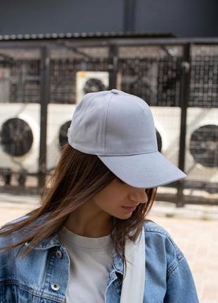 Хлопковая женская кепка на лето without