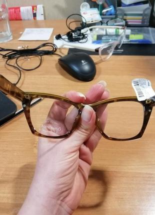 Имиджевые очки мегастильные