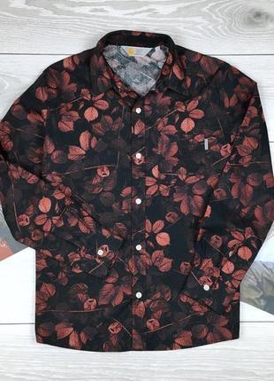 Красивая рубашка carhartt