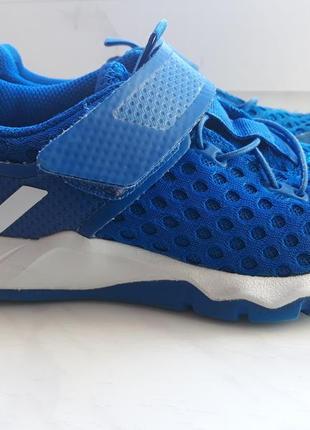 Легкие кроссовки adidas с перфорацией 29,  uk11