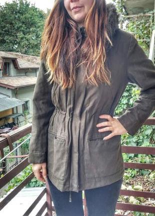 Куртка весна/осень marks&spencer