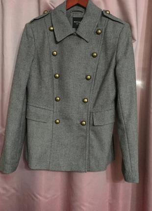 Двубортный пиджак на подкладке incity