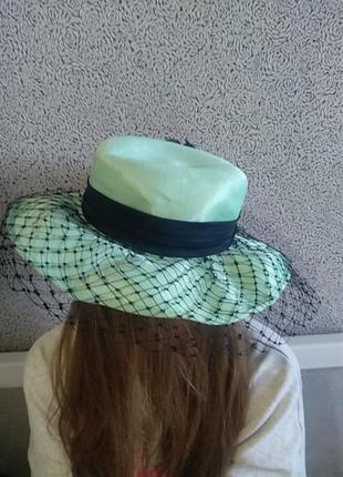 Шляпа винтаж