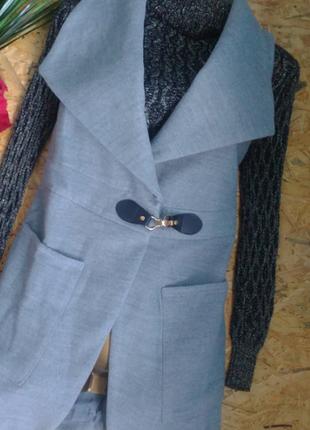 Брендовый кардиган пальто zara черный,беж и серый м,л,xl