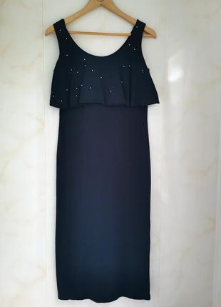 Платье сарафан с воланами, сукня з рюшами