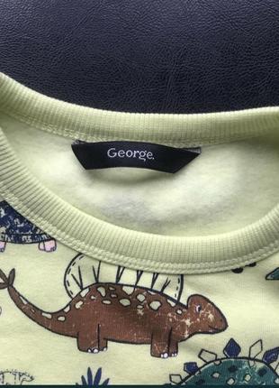 Світшот  george2 фото