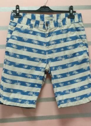Хлопковые шорты,бермуды streetwear watsons