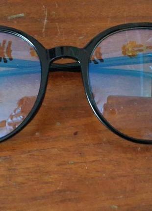 Іміджеві окуляри cat eyes