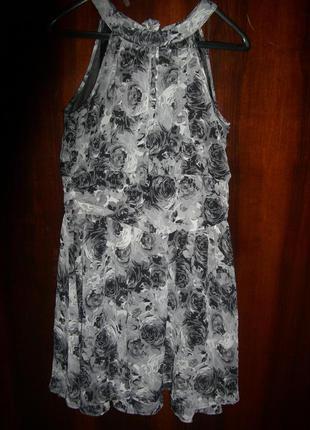 Красивое платье-сарафан only