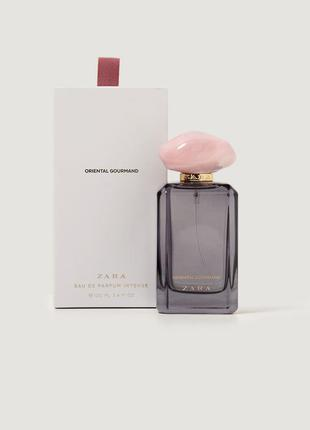 Новий парфум! zara oriental gourmand 100 ml