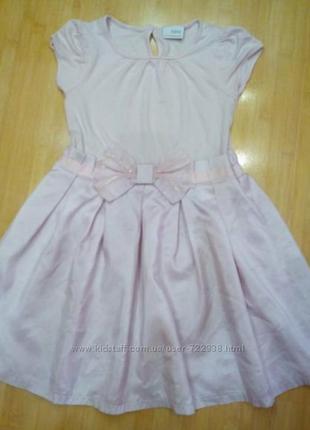 Платье от next на 4-5 лет