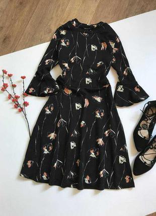 Крутое платье next