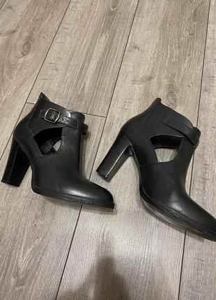 Идеальные кожаные ботинки