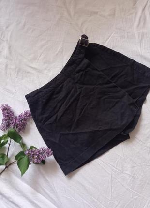 Шорты юбка джинсовая юбка шорты джинсовые