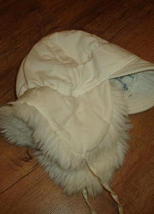 Capo теплая шапка на 5-8 лет, австрия