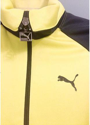 Спортивная кофта , олимпийка, мастерка puma xxs