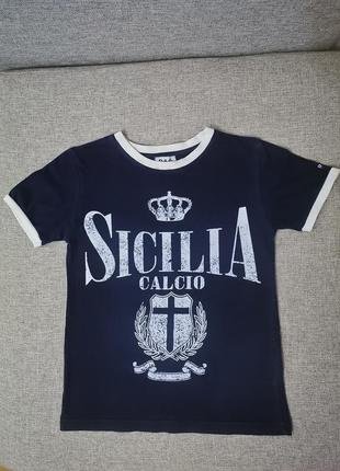 Футболка d&g sicilia на 7-8 лет