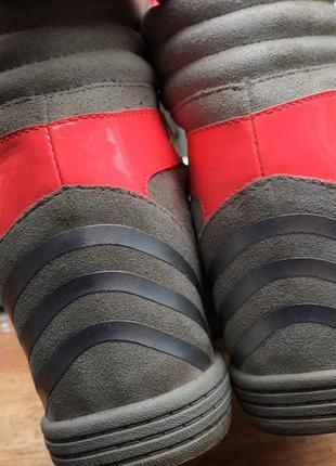 Сникерсы adidas крассовки adidas neo